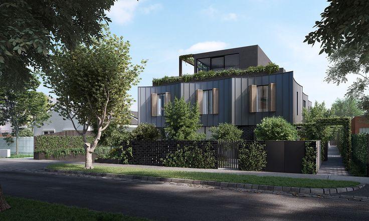 House renovation task on Behance