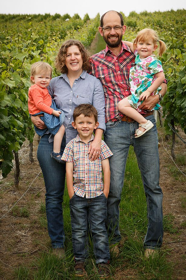 Bill & Claudia Small - Finally getting the opportunity to make their own wines because of Naked Angel funding