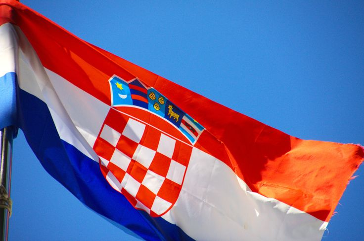 drapeau croatie #flag #croatia