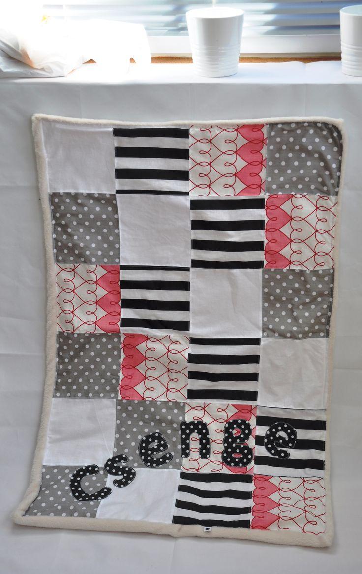 Extra soft baby blanket