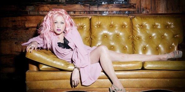 "Cyndi Lauper Kicks Off International ""Detour"" Tour In Nashville"