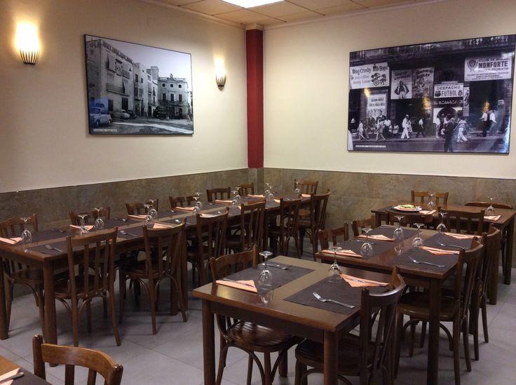 A la Pizzeria la Costa vam començar per la cuina italiana fins a la cuina mediterrània que tenim ara, incloent-hi plats de tota la vida i una selecció de #pizzes, entrants en #amanides, verdures a la #brasa, #calamars a la romana, #torrades, unes #pastes fresques amb unes salses d'elaboració pròpia, cans a la brasa, plats en un espectacular #romesco i #postres totalment casolans.