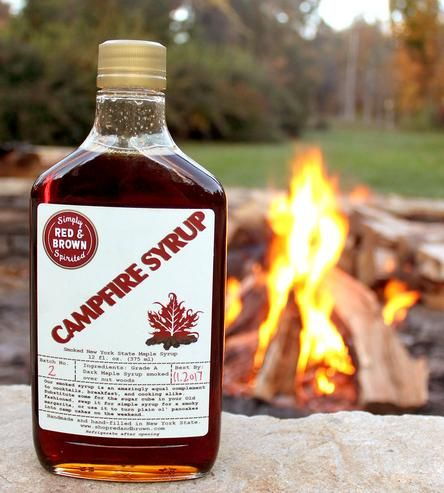 Smoked over a special blend of nut woods, this organic maple syrup is meant for more than just pancakes. The campfire-inspired flavor is a tasty addition for barbecue sauce, on top of dessert or can be swapped for simple syrup in any drink for a smoky addition.