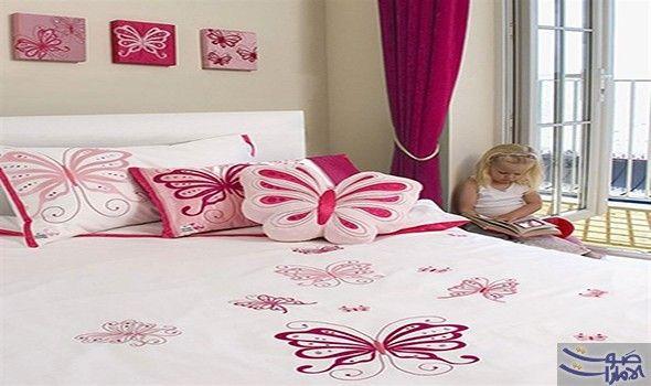 طريقة مهمة لتستوحين من الفراشات أجمل الديكورات هل تبحثين عن ديكورات مميزة وملفتة تضيفينها إلى زوايا م Butterfly Bedroom Kids Bedroom Themes Toddler Room Decor