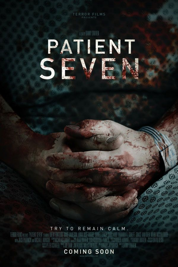 Patient Seven - Review: Patient Seven (2016) is a 1h 56-min American horror anthology wraparound that intertwines seven… #Movies #Movie