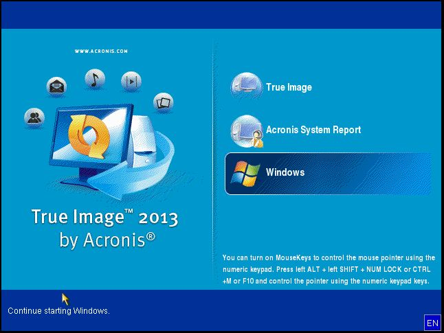 Acronis True Image 2019 20.0 Build 14110 ISO Bootable DVD ...