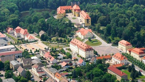Mini vakantie gehad hier samen met manlief... Schloss Ballenstedt · Schlosshotel Ballenstedt