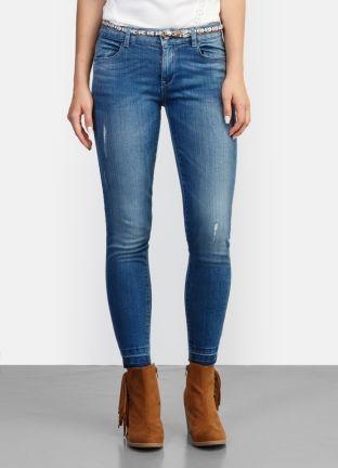 Узкие джинсы в классической варке за 2499р.- от OSTIN