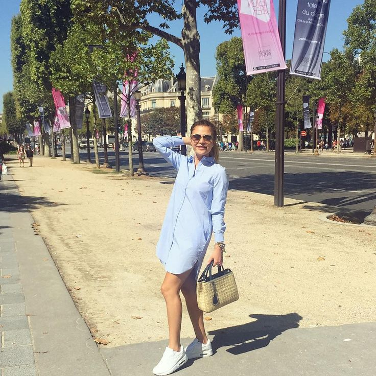 Flashback to #Paris  Want to travel so bad  Where should I travel next ?  ✨ Вспомнила Париж этим летом , мне уже нужно вылетать ! Дубай город маленький , вылетать нужно а то сильно устаёшь . Куда бы Полететь ? #FcMember #dubaistreetstyle #Dubai #Dubaistyle #baku