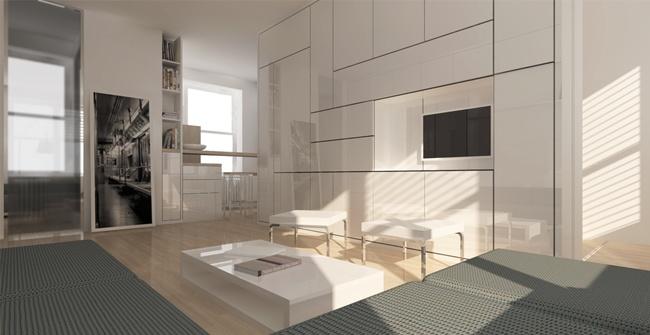 Doi studenți români la arhitectură schimbă modul în care privim spațiul interior