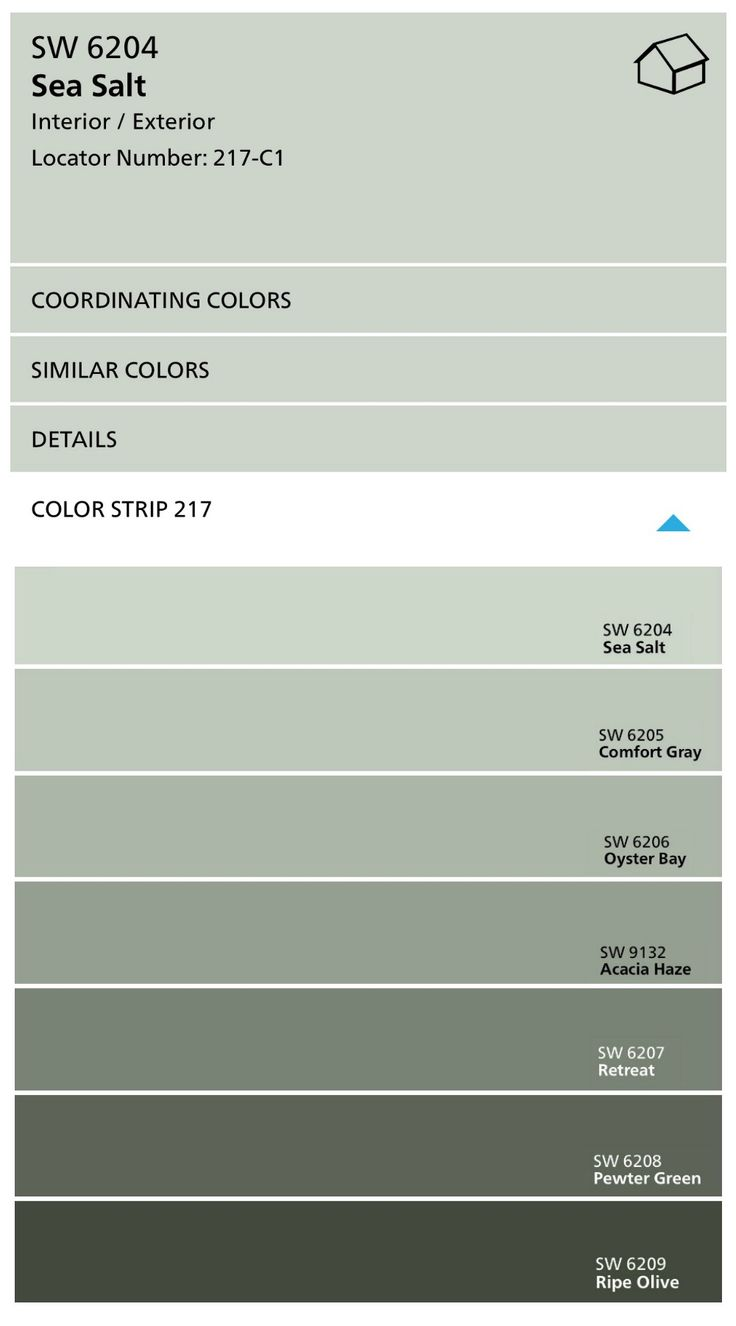 Color lines online strip game - Sherwin Williams Color Strip With Sea Salt And Comfort Gray