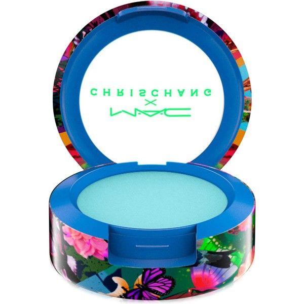 Mac x Chris Chang Eye Shadow found on Polyvore featuring beauty products, makeup, eye makeup, eyeshadow, pale pipa, mac cosmetics eyeshadow and mac cosmetics