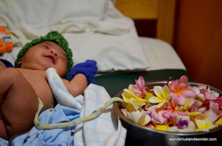 Ne coupons pas le cordon ombilical de nos bébés immédiatiement à la naissance
