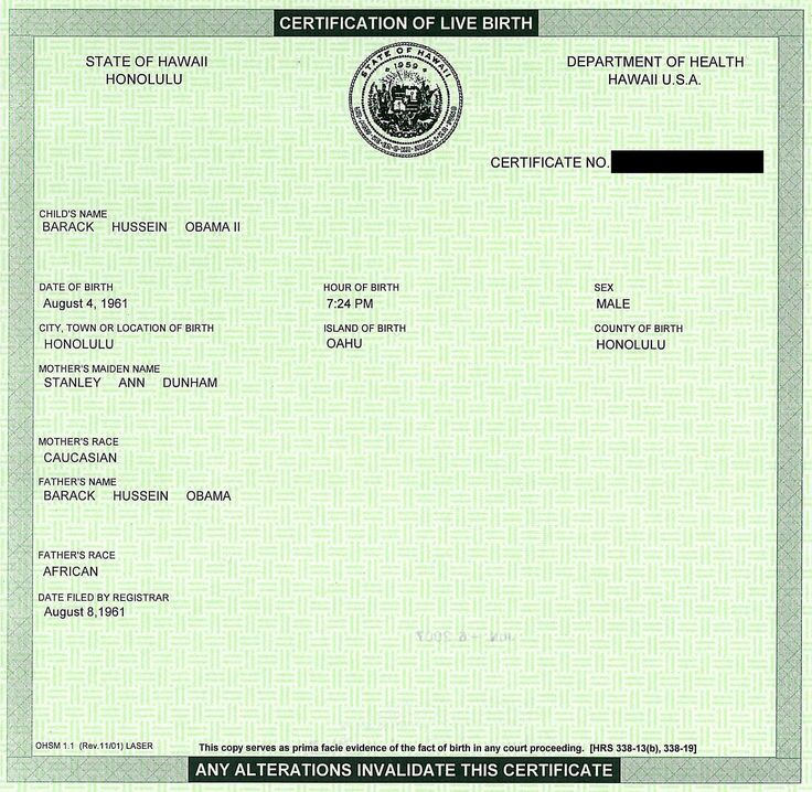 Get Back your Identification with Birth Certificates, apply for birth certificate online?