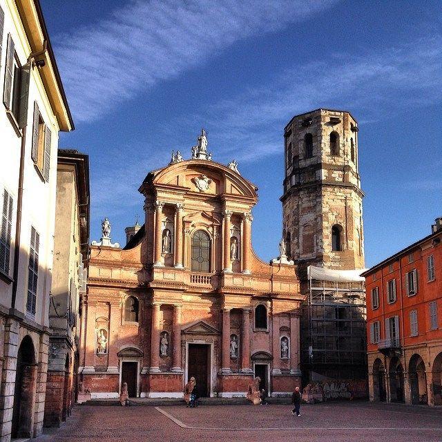 Piazza San Prospero, Reggio Emilia