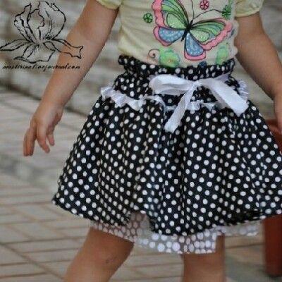 Как за полчаса сшить пышную юбочку из фатина для ребенка ... Шедевры рукоделия и дизайна - Мой Мир@Mail.ru