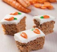 Maak een verrukkelijke worteltjestaart met mix voor Carrot Cake van FunCakes