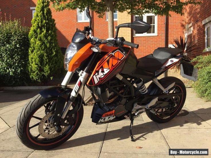 KTM 125cc Duke 12 sportster - superb looks low mileage long MOT #ktm #duke #forsale #unitedkingdom