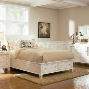 White Pine Bedroom Furniture Set