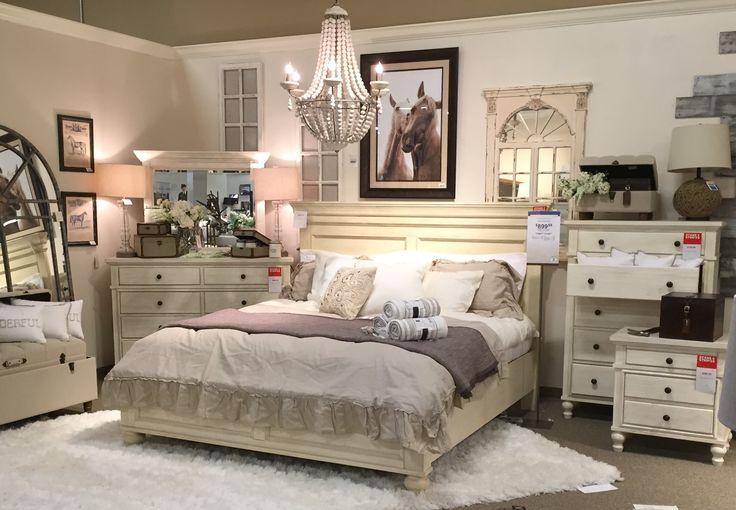 16 best the 39 whitesburg 39 collection images on pinterest - Ashley furniture marsilona bedroom set ...