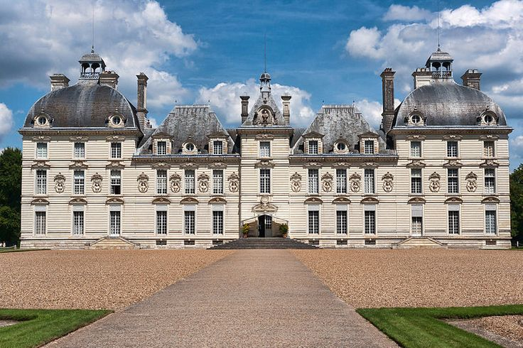 Château de Cheverny - Definitely the least interesting of the chateaux I have visited.