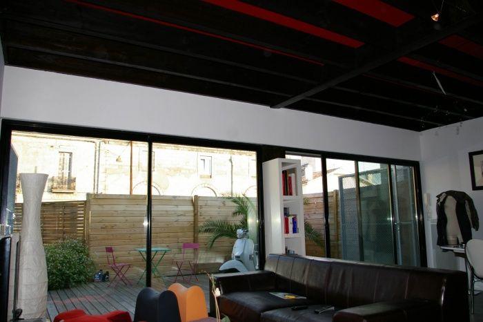 Transformation d'un entrepôt en habitation  Bordeaux