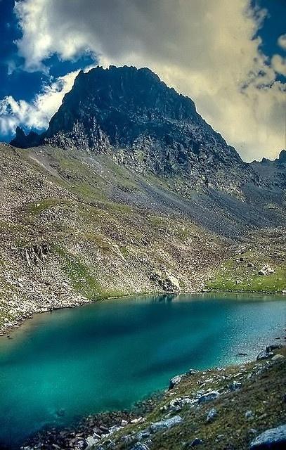Kaçkar Dağları - Kaçkar Mountains, Rize Province. By mselam