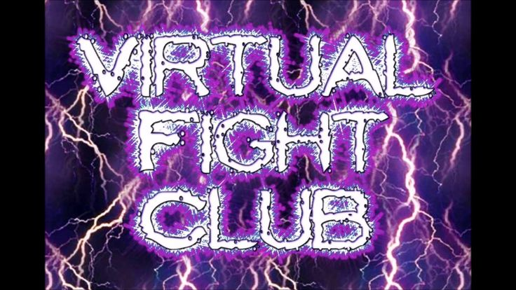 Virtual Fight Club main theme https://youtu.be/MsQbkF12N3w
