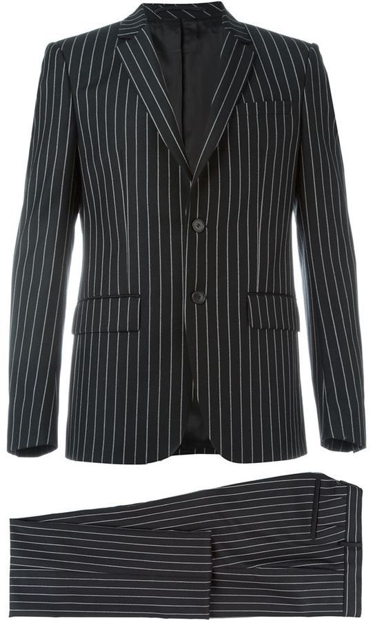 Givenchy slim-fit pinstripe suit