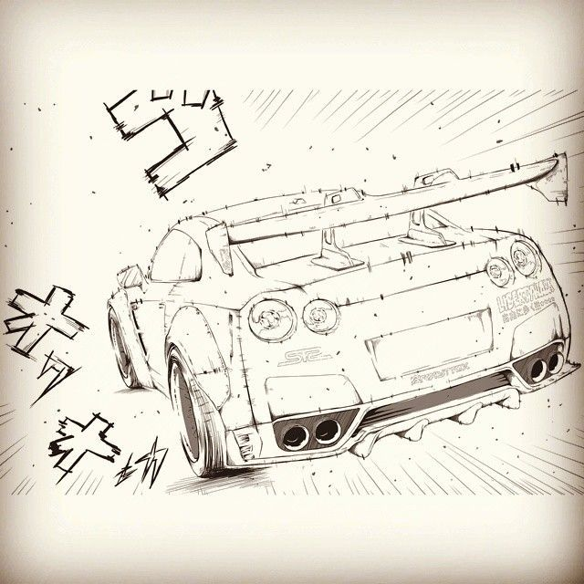 Pin Auf Supercars Illustration