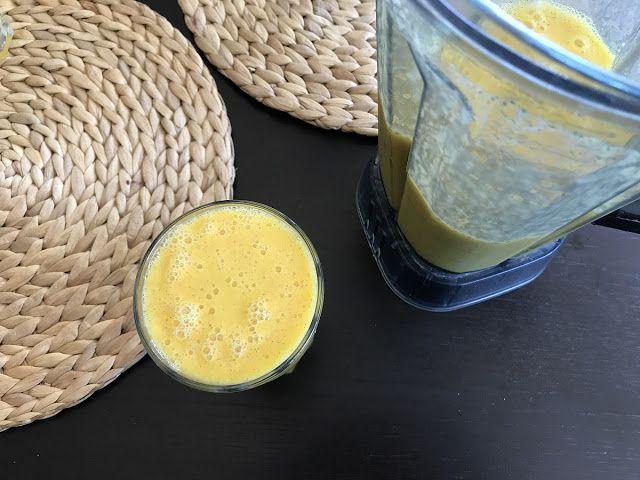 Jak uzyskać ekstra kremowe mango lassi z pianką blenderem do 1 tys zł?