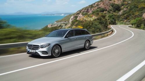 Video review has a look at the 2018 Mercedes-Benz E-Class Estate