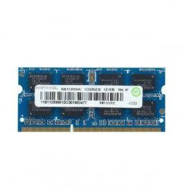 Barrette Mémoire RAM Sodimm 1Go DDR3 PC3-10600S Ramaxel RMT CL9
