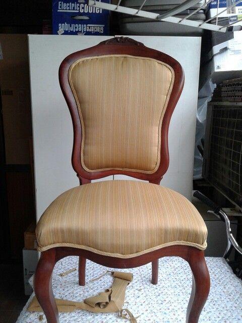 La silla d la abuela