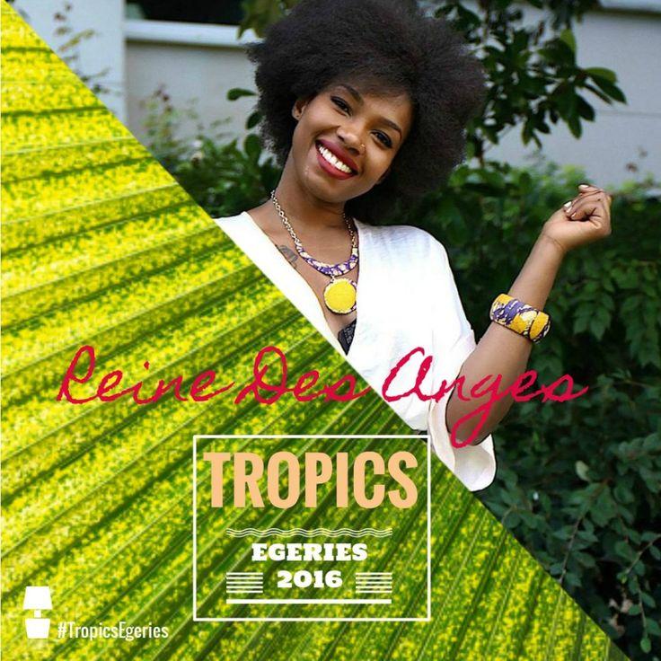 Reine des Anges Biziki - #TropicsEgéries by Tropics Magazine