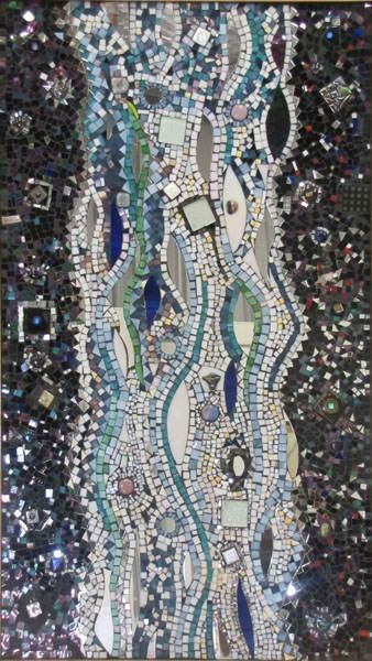 Waterfall by Christopher Hume | Mosaics | City photo ...