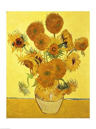 Where Is Van Gogh S Sunflower Painting Located