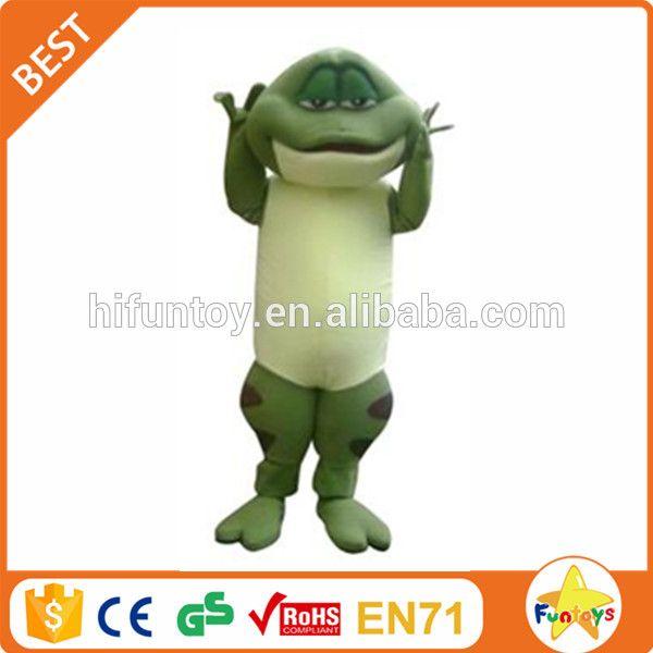 Funtoys CE Children Aquatic Animal Frog Mascot Costumes