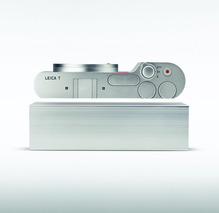 Designed for the future: Leica's new camera borrows from Audi and Apple | The Verge