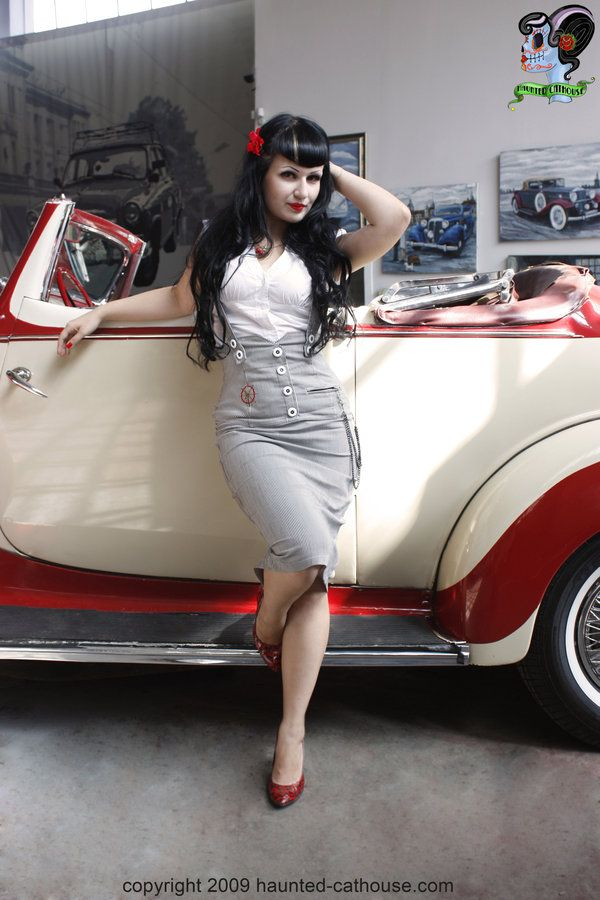 pin girls and cars - photo #23