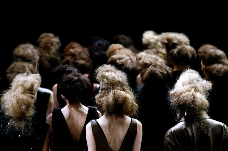 "the-front-row: ""prada fall/winter 2009 """
