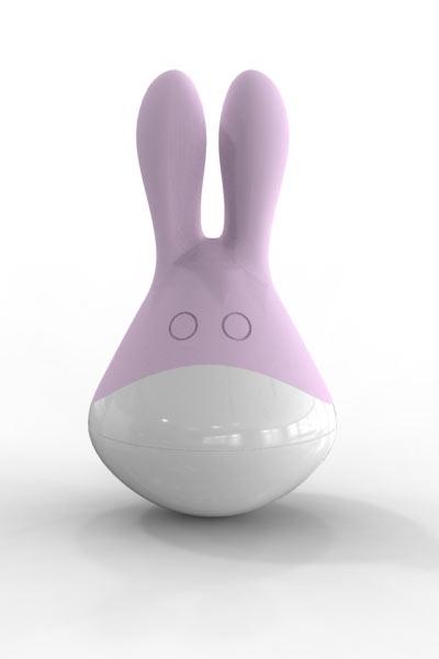 Odeco - The Bunny - Klitoris Vibrator - Stines Favoritter - Tilbud: 399,00. Køb billigt Stine´s Favoritter