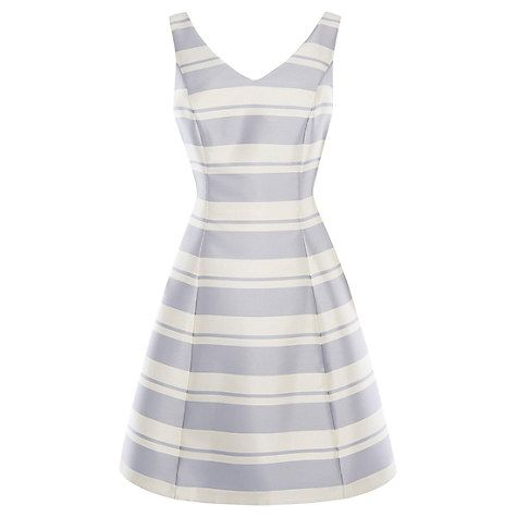 Buy Coast Tilly Stripe Dress, Multi Online at johnlewis.com