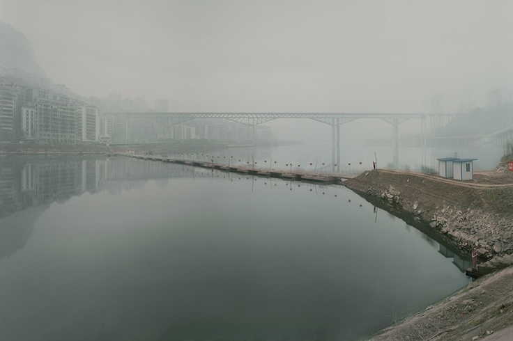 The Great Three Gorges-01, Chen Jiagang, 2011    Bridge of Wanzhou