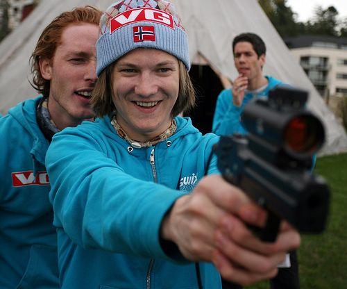 Tom Hilde & Johan Remen Evensen