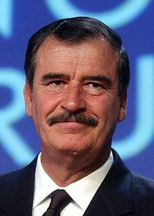 Vicente Fox - Wikipedia, the free encyclopedia