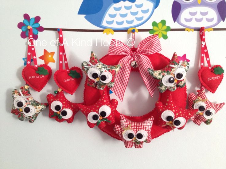 Christmas is coming .. And the Christmas Hoots are hatching !!!