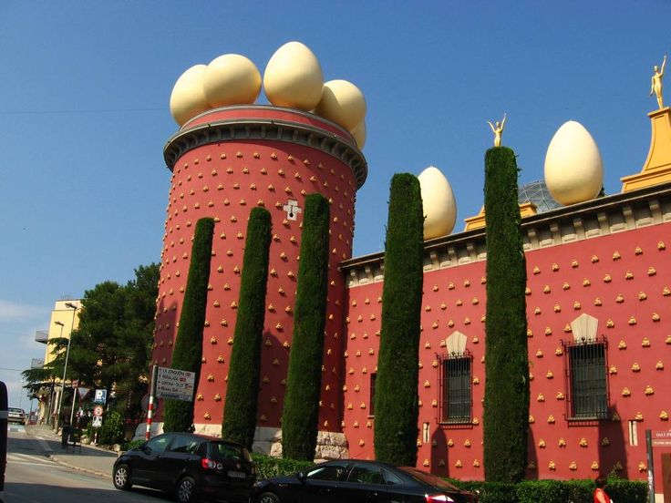 Museo Dali, Figueras, Spain