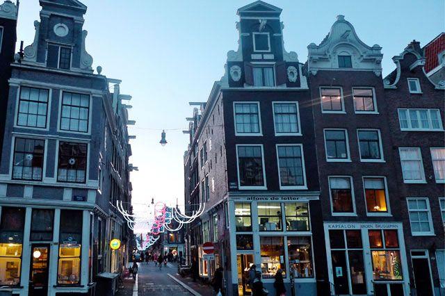 9 Streets Amsterdam x