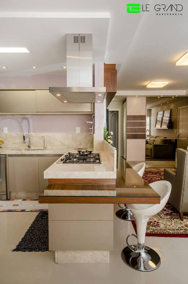 Cozinha Integrada